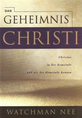 Das Geheimnis Christi