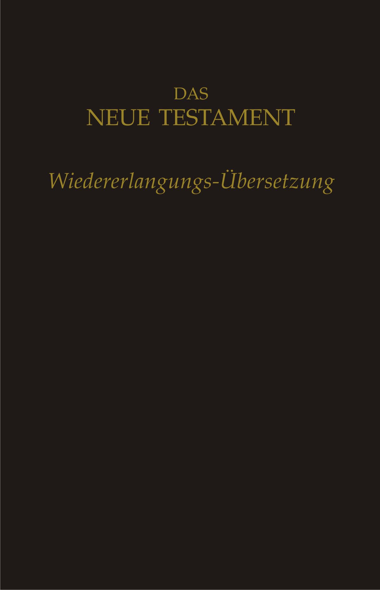 Wiedererlangungs-Übersetzung