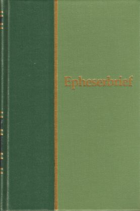 Lebensstudium Epheserbrief gebundene Ausgabe