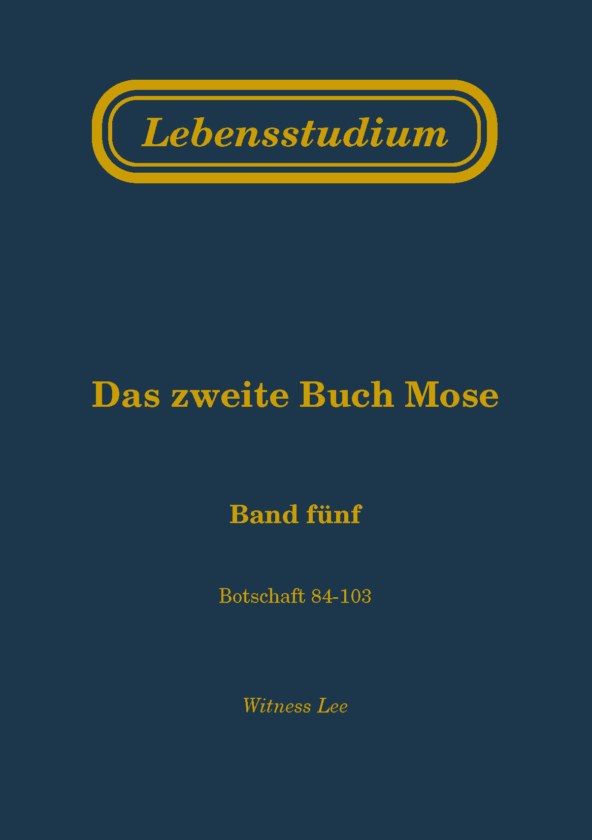 LS 2. Mose Band 5
